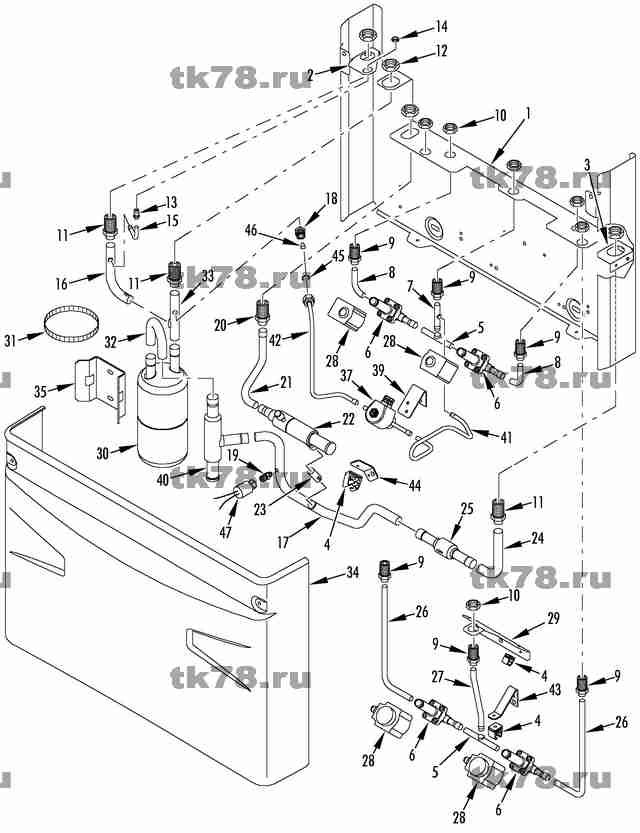Trailer Wiring Diagram Along With Thermo King Wiring Schematic